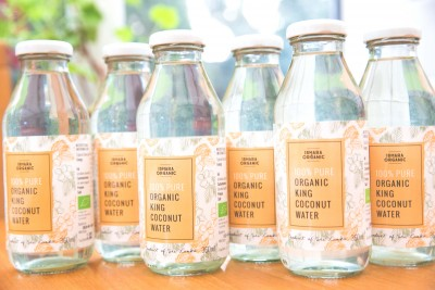 100% Pure Organic King Coconut Water - 6 Pack